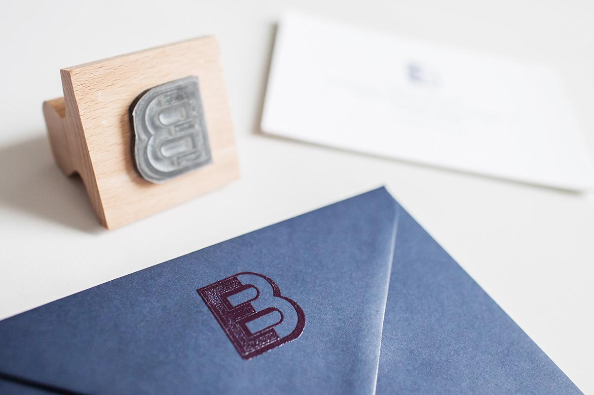 custom made wedding stamp