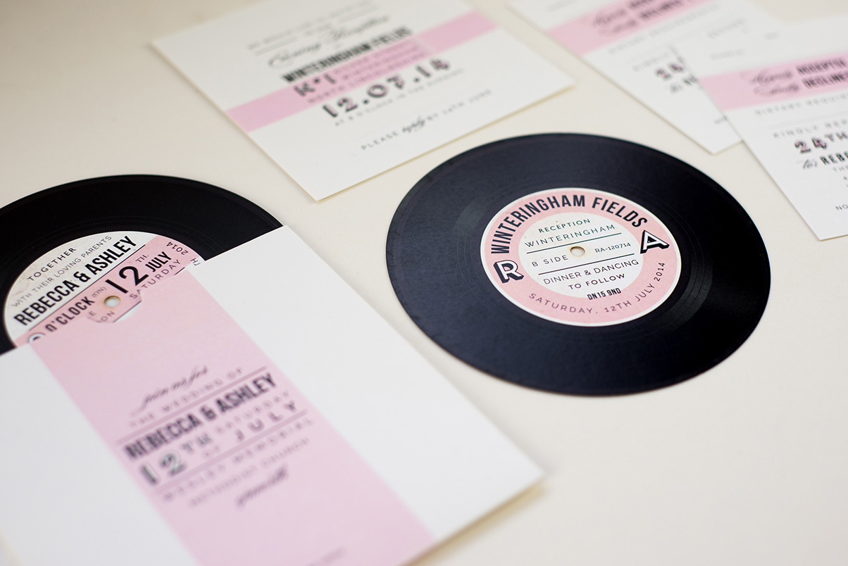 record invitations uk