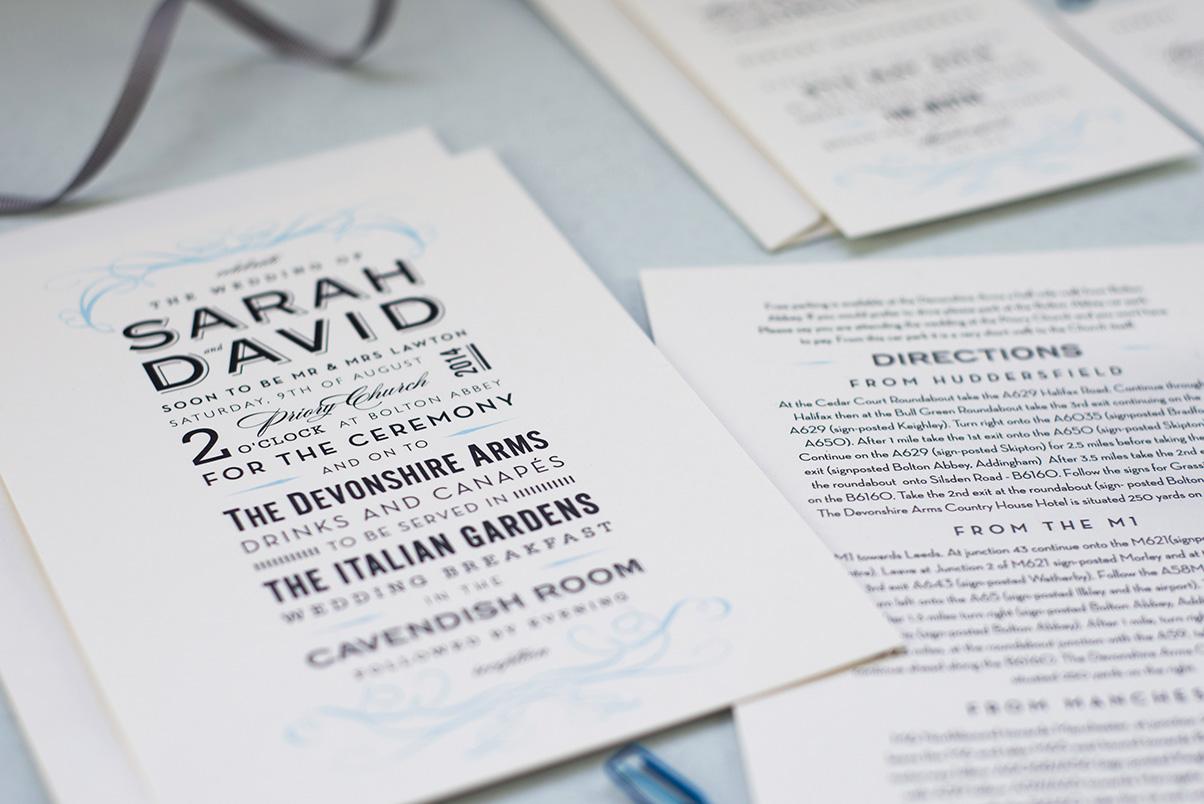 cheap, personalised wedding invitations